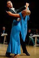 Drammen 0604203 NM i Dans i Konnerudhallen. Standarddanser. Domenica og Gyda Kathrine Thorsen<br /> <br /> Foto: Digitalsport