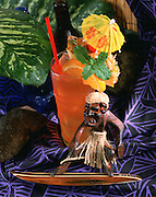 Zombie, Rum Punch, Tropical Drink<br />
