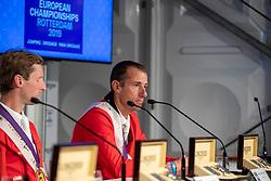 Wathelet Gregory, BEL<br /> European Championship Jumping<br /> Rotterdam 2019<br /> © Dirk Caremans