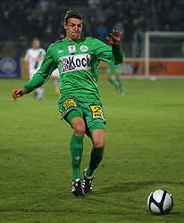 26.11.2011, Pappelstadion, Mattersburg, AUT, 1. FBL, SV Mattersburg vs SK Rapid, im Bild Alois Hoeller, (SV Mattersburg, #8) during the Austrian Bundesliga Match, SV Mattersburg against SK Rapid, Stadium, Pappelstadion Mattersburg, Austria on 2011-11-26, EXPA Pictures © 2011, PhotoCredit: EXPA/ S. Woldron