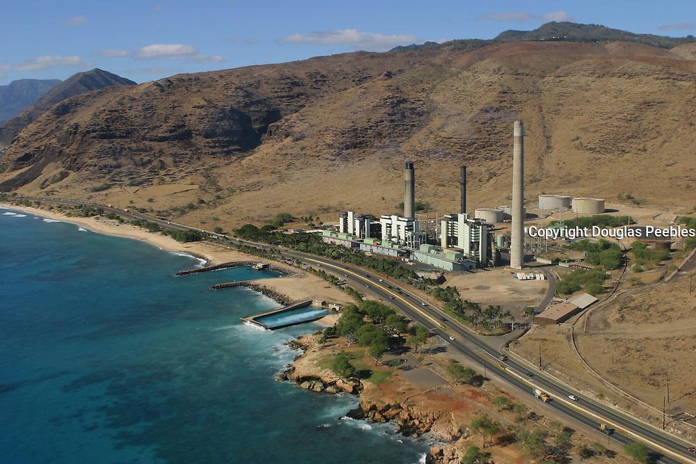 Kahe Power Plant, Oahu, Hawaii<br />