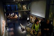 Rijksmuseum Amsterdam  National Museum Amsterdam- Het entree / The Entrence