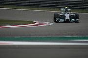 April 20, 2014 - Shanghai, China. UBS Chinese Formula One Grand Prix. Nico Rosberg  (GER), Mercedes Petronas