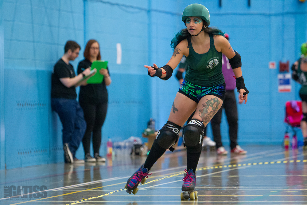 MRD Allstars take on the best of the rest at Salford University Sports Hall, Greater Manchester, UK, 2018-06-16