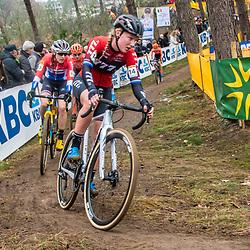 26-12-2019: Cycling: CX Worldcup: Heusden-Zolder: A dutch armada leading the race