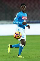 Amadou Diawara Napoli,<br /> Napoli 05-11-2016  Stadio San Paolo <br /> Campionato Serie A Napoli - Lazio<br /> Foto Cesare Purini / Insidefoto