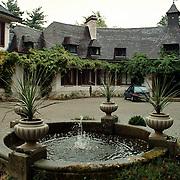 Chateu du Lac in Genval Belgie verblijfplaats Heineken ontvoerder Cor van Hout