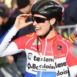 16-11-2019: Wielrennen: Wereldbeker Veldrijden: Tabor <br />Lucinda Brand