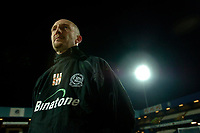 Photo: Daniel Hambury.<br />Queens Park Rangers v Cardiff City. Coca Cola Championship. 28/12/2005.<br />QPR's manager Ian Holloway.