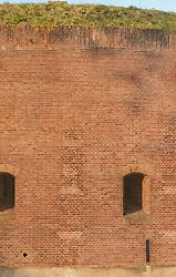 Fort aan de Ossenmarkt, Weesp, Noord Holland, Netherlands