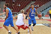 Danzica - Polonia 03 Agosto 2012 - TORNEO INTERNAZIONALE SOPOT CUP - Italia Lettonia<br /> Nella Foto : DANIEL HACKETT<br /> Foto Ciamillo