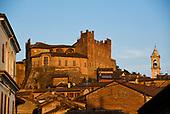Italy - Piedmont, Liguria,  Aosta Valley Medieval archeology