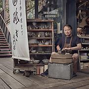 Yokichi at Kataba Knives