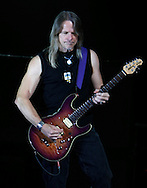 Tribune Photo/SANTIAGO FLORES Steve Morse of Deep Purple performed at the Morris Performing Arts Center on Wednesday night.