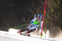 Petra Vlhova (SVK) during the Ladies' Slalom at 56th Golden Fox event at Audi FIS Ski World Cup 2019/20, on February 16, 2020 in Podkoren, Kranjska Gora, Slovenia. Photo by Matic Ritonja / Sportida