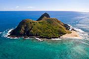 Mokulua Islands, Lanikai, Kailua, Oahu, Hawaii
