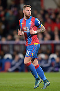 Connor Wickham of Crystal Palace looks on. Barclays Premier league match, Crystal Palace v Sunderland at Selhurst Park in London on Monday 23rd November 2015.<br /> pic by John Patrick Fletcher, Andrew Orchard sports photography.