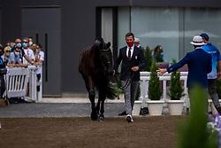 Michiels Domien, BEL, Intermezzo van het Meerdaalhof, 109<br /> Olympic Games Tokyo 2021<br /> © Hippo Foto - Dirk Caremans<br /> 23/07/2021