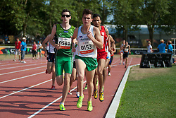 KENZIE Deon, MCKILLOP Michael, AUS, IRL, 1500m, T38, 2013 IPC Athletics World Championships, Lyon, France