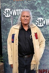 May 19, 2017 - Los Angeles, CA, USA - LOS ANGELES - MAY 19:  Michael Horse at the ''Twin Peaks'' Premiere Screening at The Theater at Ace Hotel on May 19, 2017 in Los Angeles, CA (Credit Image: © Kay Blake via ZUMA Wire)