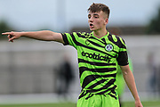 Archie Thayer during the Pre-Season Friendly match between Cirencester Academy and Forest Green Rovers at Cotswold Academy, Cirencester, United Kingdom on 30 July 2019.