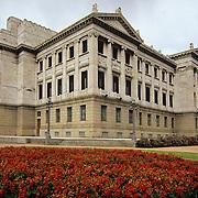 South America, Uruguay, Montevideo, Capitol building