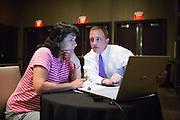 Anderson Advisors host their INC U seminar at the Hard Rock Hotel & Casino in Las Vegas, Nevada, on June 1, 2014. (Stan Olszewski/SOSKIphoto)