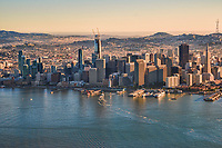 San Francisco Skyline & Bay