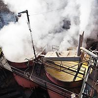 Buffalo Trace Fermenters