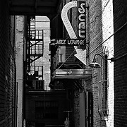 The Scat Jazz Lounge in Fort Worth, Texas.