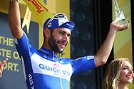 Podium, Fernando Gaviria (COL - QuickStep - Floors) during the Tour de France 2018, Stage 4, Team Time Trial, La Baule - Sarzeau (195 km) on July 10th, 2018 - Photo Kei Tsuji / BettiniPhoto / ProSportsImages / DPPI