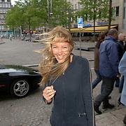 NLD/Amsterdam/20060520 - Huwelijk Edwin van der Sar en Annemarie van Kesteren, Karin Koch, partner van Philip Cocu