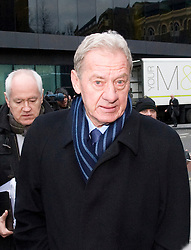 © Licensed to London News Pictures. 23/01/2012. London, UK.  Milan Mandaric arriving at Southwark Crown Court on January 23rd, 2012. Mandaric faces two counts of cheating the public revenue. Charges relate to the payment of $295k from Milan Mandaric to Harry Redknapp via a bank account in Monaco, evading tax and national insurance, while the pair were at Portsmouth Football Club Photo credit : Ben Cawthra/LNP