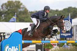 Moerings Bas, NED, Ipsthar<br /> FEI WBFSH Jumping World Breeding Championship for Young Horses<br /> Lanaken 2021<br /> © Hippo Foto - Julien Counet<br />  24/09/2021