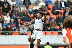 October 28, 2017 - France - Conte Ibrahima Sory (FC Lorient) - TALL Maki  (Credit Image: © Panoramic via ZUMA Press)