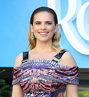 Hayley Atwell, Christopher Robin - European premiere, BFI Southbank, London, UK, 05 August 2018, Photo by Richard Goldschmidt