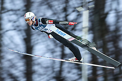 November 19, 2017 - Wisla, Poland - Daniel Andre Tande (NOR), competes in the individual competition during the FIS Ski Jumping World Cup on November 19, 2017 in Wisla, Poland. (Credit Image: © Foto Olimpik/NurPhoto via ZUMA Press)