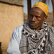Though he can appear stern and serious when he needs to be, Koumbadiouma's chief is a kind-hearted and personable character. Kolda, Senegal.
