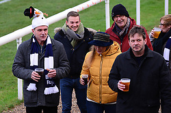 Bristol Rugby fans arrive at Richmond Athletic Ground - Mandatory by-line: Dougie Allward/JMP - 30/12/2017 - RUGBY - The Athletic Ground - Richmond, England - Richmond v Bristol Rugby - Greene King IPA Championship