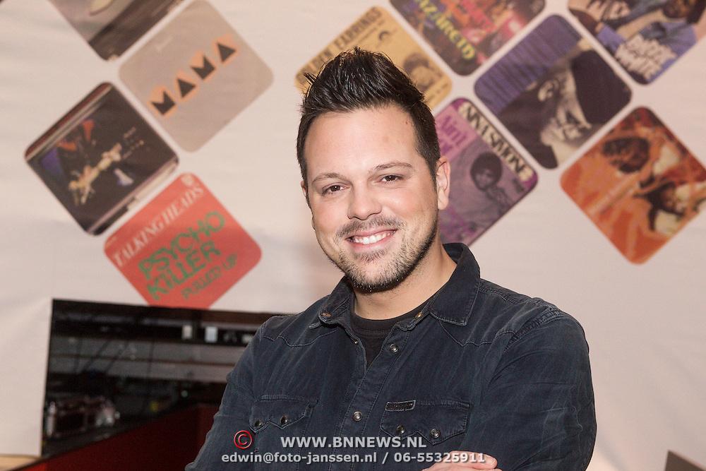 NLD/Hilversum/20131130 - Start Radio 2000, Sander Guis