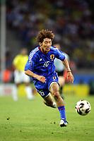 '单«Žu/ Masashi Oguro (JPN), <br /> JUNE 22, 2005 - Football : FIFA Confederations Cup Germany 2005-Group B- between Japan 2-2 Brazil in at the FIFA World Cup Stadium, Cologne, Cologne, Germa<br /> (Photo by AFLO SPORT/Digitalsport<br /> Norway only