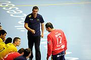 DESCRIZIONE : Handball Tournoi de Cesson Homme<br /> GIOCATORE : Imbratta Stephane<br /> SQUADRA : Tremblay<br /> EVENTO : Tournoi de cesson<br /> GARA : Cesson Tremblaye<br /> DATA : 06 09 2012<br /> CATEGORIA : Handball Homme<br /> SPORT : Handball<br /> AUTORE : JF Molliere <br /> Galleria : France Hand 2012-2013 Action<br /> Fotonotizia : Tournoi de Cesson Homme<br /> Predefinita :