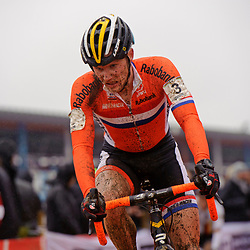 31-01-2016: Wielrennen: WK cyclecross elite: Heusden ZolderHEUSDEN-ZOLDER (BEL) cyclocrossOp het circuit van Terlamen-Zolder streden de elite veldrijders om de mondiale titels in het veld. Corne van Kessel
