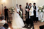 Keyport, New Jersey-May 14: Family & Friends attend the marriage ceremony of David Jeremy Moore and Jennifer Watterman-Moore held at the Addison Park on May 14, 2017 in New Jersey. (Photo by Terrence Jennings/terrencejennings.com)