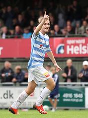 15 Sep 2013 FC Helsingør - FC Roskilde