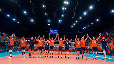 20190914 NED: EC Volleyball 2019 Netherlands - Ukraine, Rotterdam