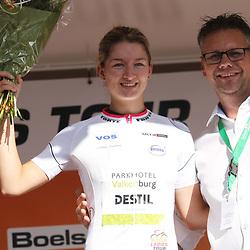 31-08-2017: Wielrennen: Boels Ladies Tour: Roosendaal: Karlijn Swinkels