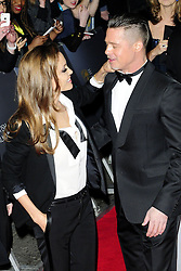 Feb. 16, 2014 - London, England - Angelina Jolie and Brad Pitt at the 66th EE British Academy Film Awards on February 16 2014  in London  (Credit Image: © Famous/Ace Pictures/ZUMAPRESS.com)