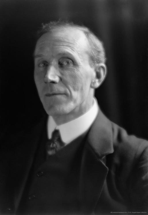 J.D. Beresford, English Author, 1922