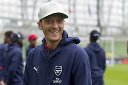 August 2, 2018 - Dublin, Ireland - Mesut Ozil of Arsenal during the International Champions Cup match between Arsenal FC and Chelsea FC at Aviva Stadium in Dublin, Ireland on August 1, 2018  (Credit Image: © Andrew Surma/NurPhoto via ZUMA Press)